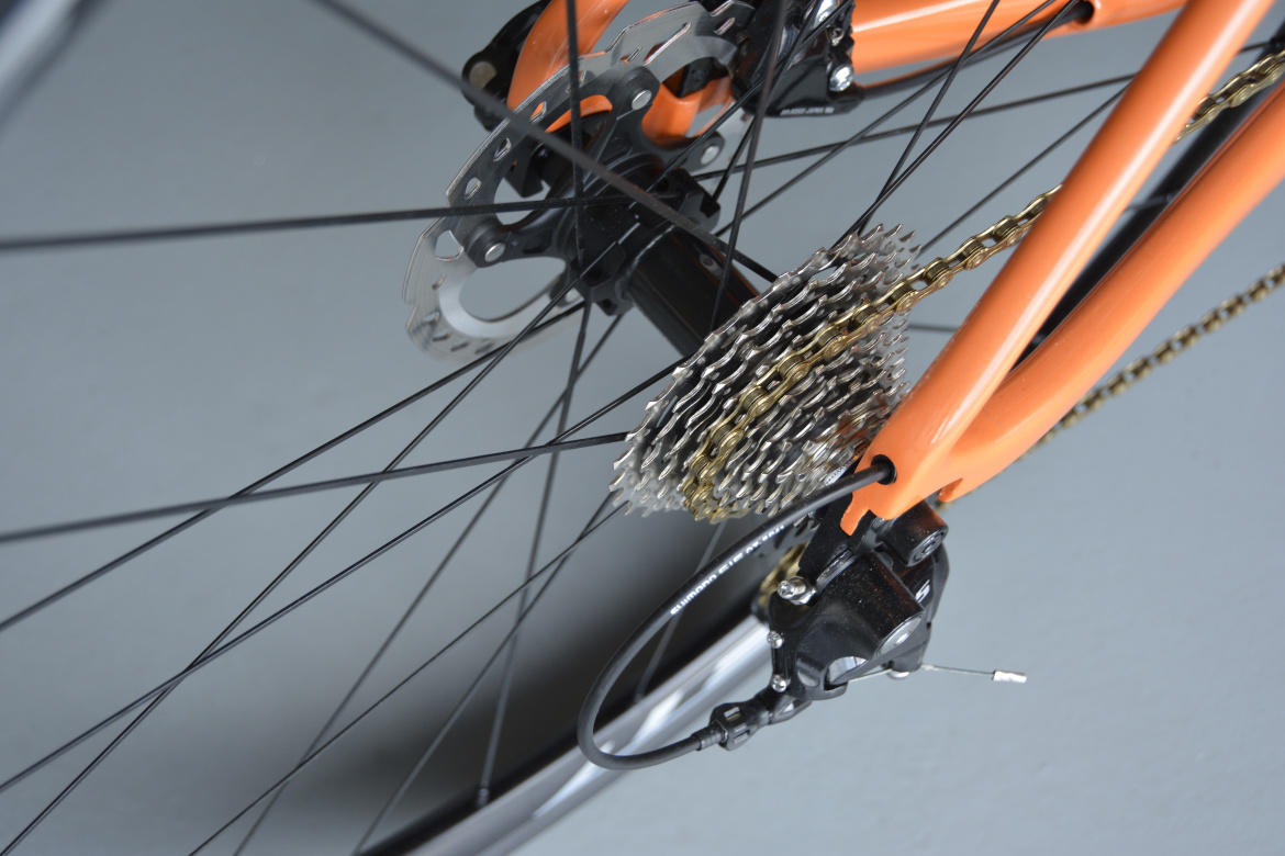 PART & Shimano groepen | PART cycling